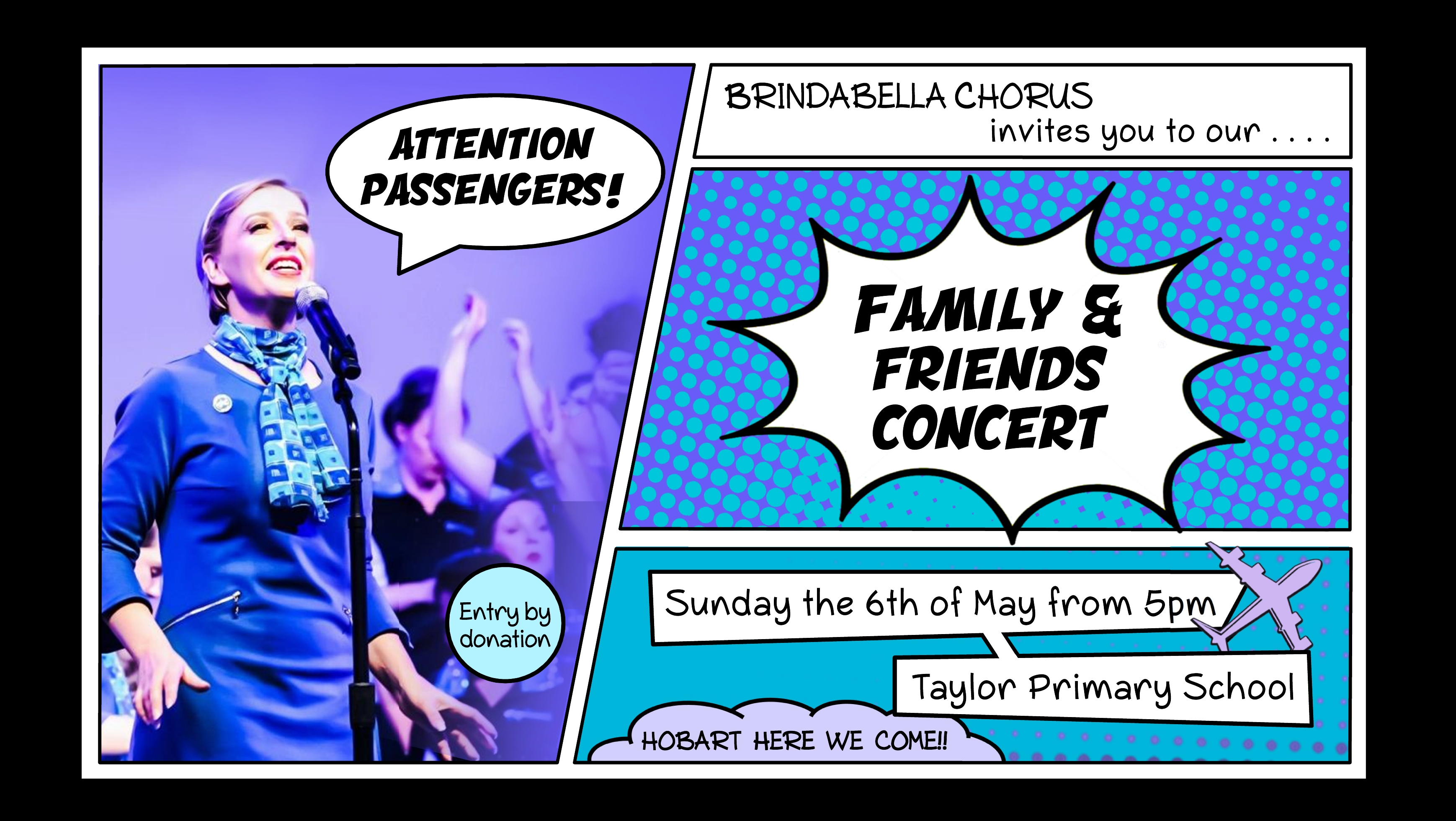 Family & Friends Concert